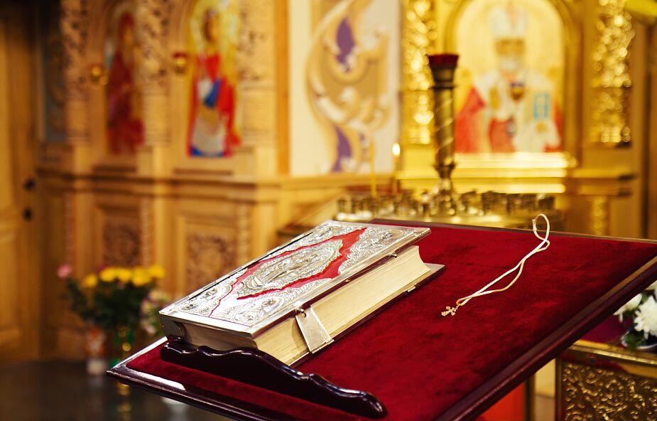 Zrezygnował rzecznik białoruskiej Cerkwi. Przedtem dostał ostrzeżenie za krytykę władz