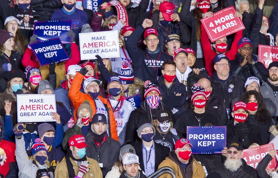 USA: rozpoczęły się wybory prezydenckie