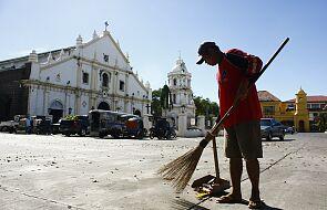 Misjonarz na Filipinach: postcovidowa bieda dopiero uderzy