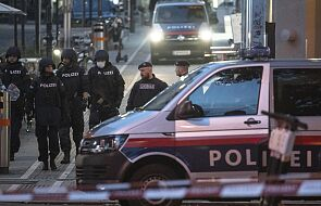 Austria: w strzelaninie w Wiedniu zginęli przechodzień i napastnik, 7 osób jest ciężko rannych