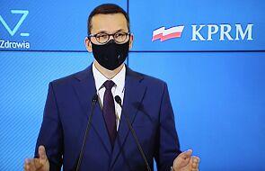 Premier dla wp.pl: rozważamy wprowadzenie dalej idących restrykcji, również dotyczących przemieszczania się