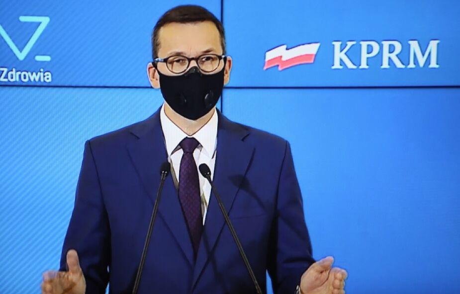 Rząd: kolejny pakiet 10 działań antykryzysowych dla polskich firm