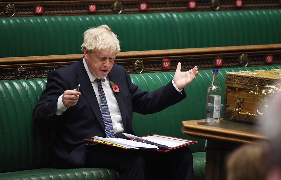 W. Brytania / Johnson: cztery tygodnie lockdownu wystarczą, by zrobić różnicę