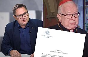 Terlikowski: Trzęsienie ziemi. Tak można określić decyzje Stolicy Apostolskiej ws. kard. Gulbinowicza
