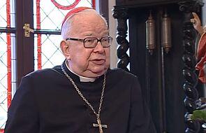 Kard. Gulbinowicz z zakazem celebracji mszy i używania insygniów biskupich. Watykan podjął decyzję