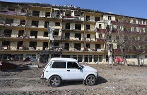 Azerbejdżan twierdzi, że zajął strategiczne miasto Szusza; Armenia zaprzecza