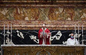 Franciszek: już teraz przygotowujmy się na spotkanie z Panem Bogiem