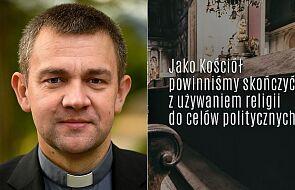 """Dariusz Piórkowski SJ odpowiada na zarzuty w sprawie """"listu zwykłych księży"""""""