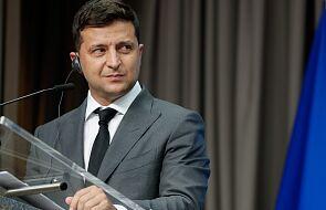 Ukraina: prezydent Wołodymyr Zełenski zakażony koronawirusem