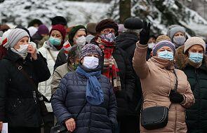 Białoruś: w listopadzie skazano 1670 uczestników antyłukaszenkowskich protestów
