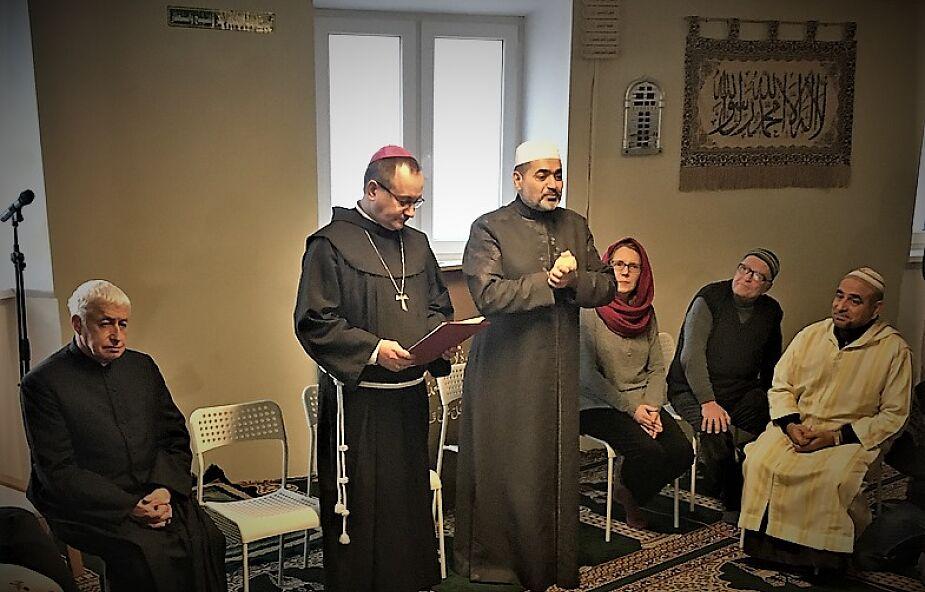 Bp Muskus o zmarłym muftim Ligi Muzułmańskiej: ufam, że spotka się z Tym, Którego umiłował
