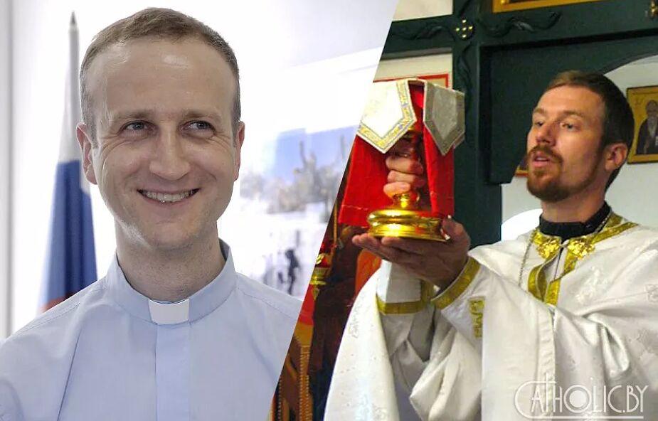 """Białoruś: dwaj księża katoliccy zwolnieni, ale ich sprawa jest """"dopracowywana"""""""