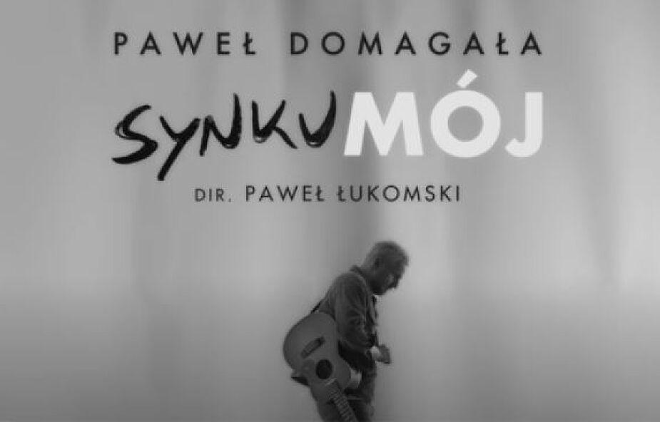 """Posłuchaj najnowszej piosenki Pawła Domagały. """"Trafia prosto w serce"""""""