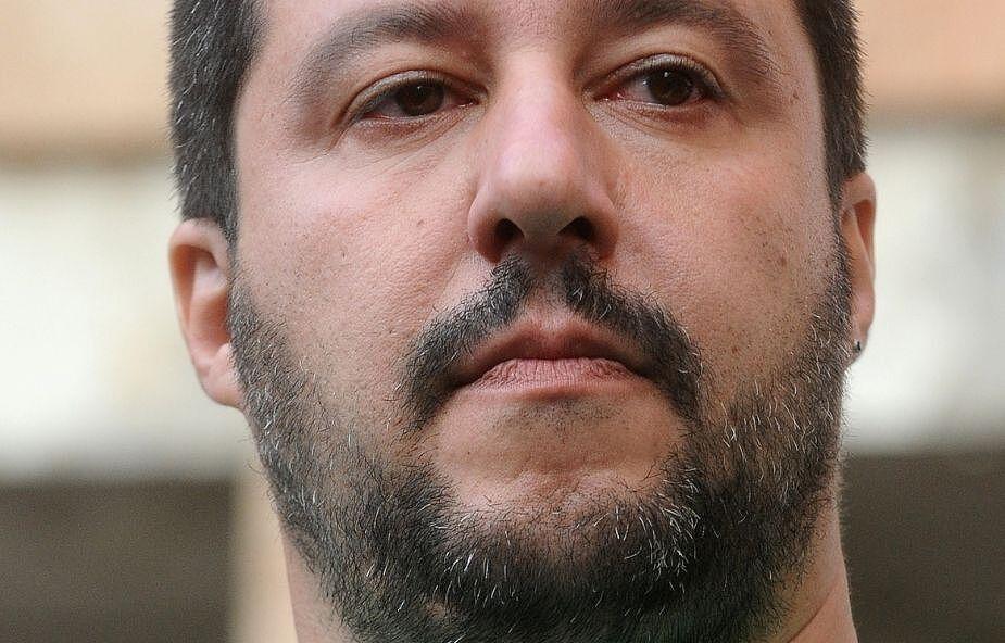 Salvini ponownie przed sądem w sprawie przetrzymywania migrantów