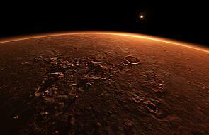 Ciekłej wody na powierzchni Marsa może być mniej, niż sądzono