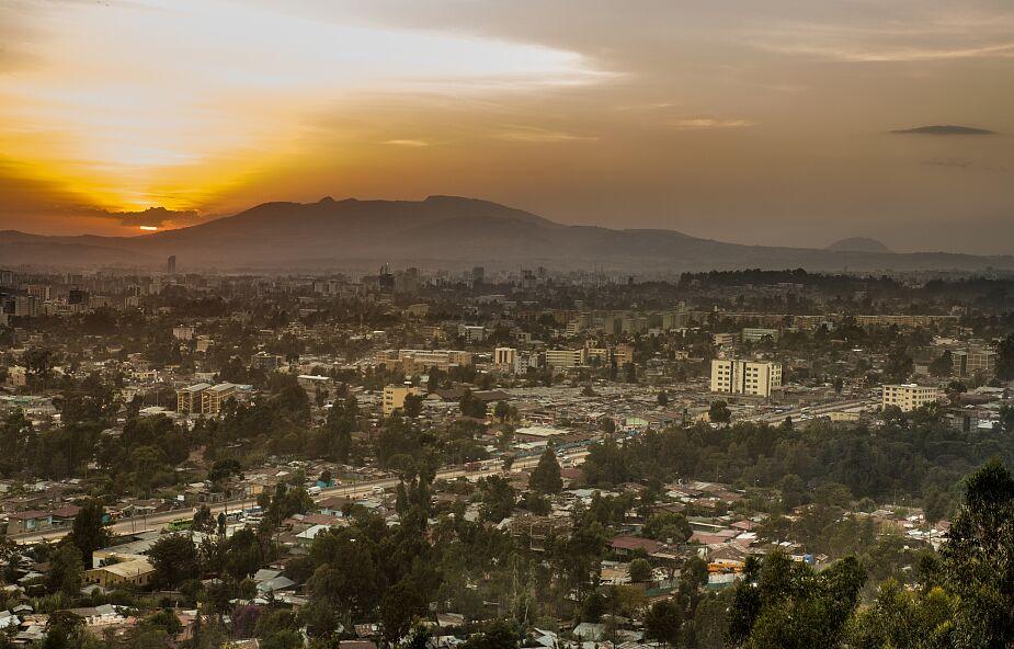 Pogłębia się kryzys humanitarny w ogarniętym wojną regionie Etiopii
