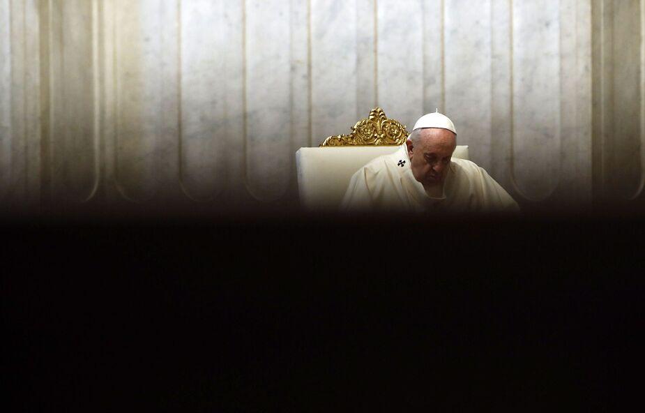 Papież: Watykan zobowiązuje się do zerowej emisji netto do 2050 roku