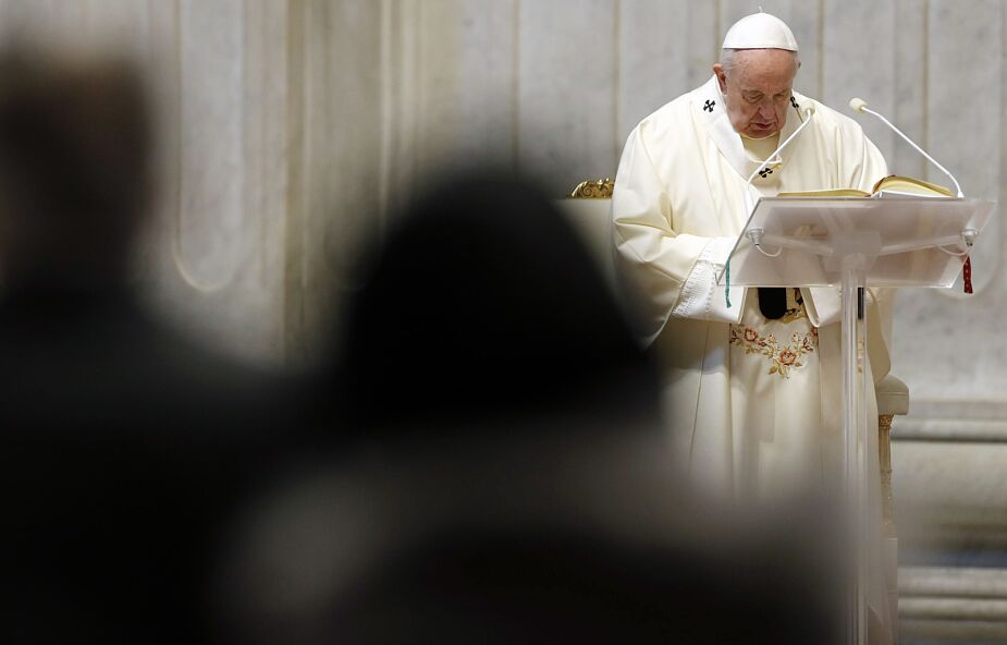 Franciszek: radość chrześcijanina wypływa z umieszczenia Jezusa w centrum