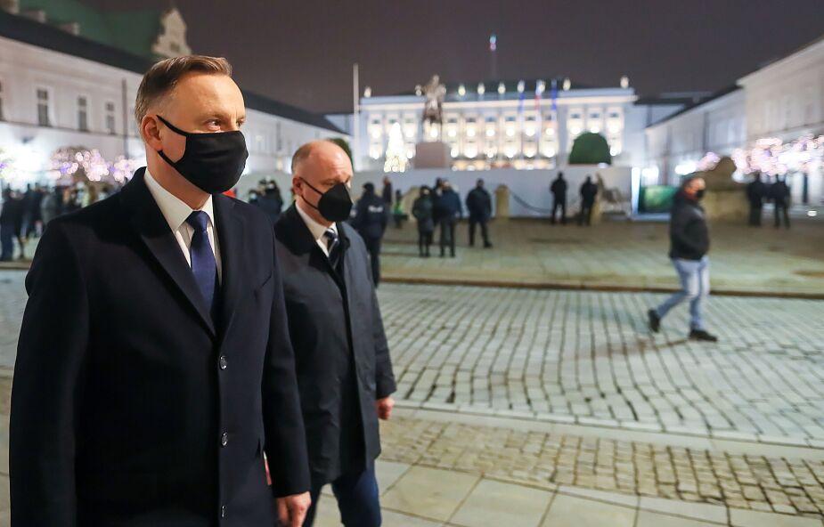 Prezydent w liście do Bidena: relacje Polski i USA filarem bezpieczeństwa transatlantyckiego