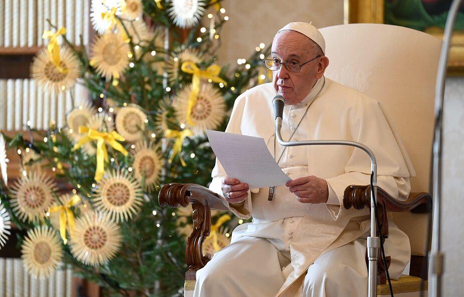 Papież: edukacja jest aktem nadziei