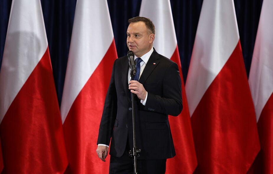 Prezydent Andrzej Duda pożegnał Piotra Machalicę