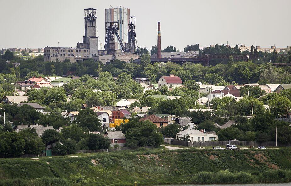 Ukraina: Donbasowi grozi katastrofa: radioaktywna woda i wybuchy metany