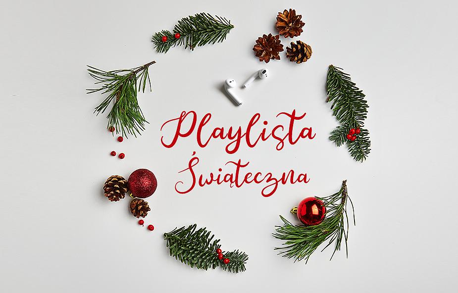 Świąteczna muzyka na Boże Narodzenie [PLAYLISTA]
