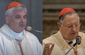 Włoski dziennik podaje, że kardynałowie Krajewski i Bertello mają koronawirusa