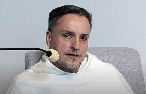 """Maciej Biskup OP: przemówienie Jarosława Kaczyńskiego w kościele """"było głęboko bałwochwalcze"""""""