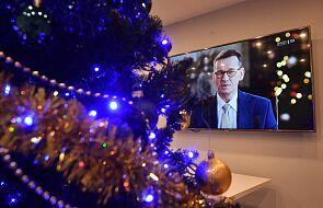 Premier: spędźmy świąteczny czas w kameralnym gronie; troska o zdrowie to najbardziej wartościowy prezent