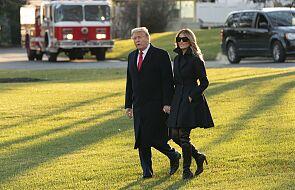 """""""Piękna Ameryka"""" – tegoroczny motyw bożonarodzeniowego wystroju Białego Domu"""