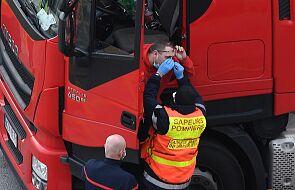 Rzecznik rządu: polscy medycy polecą do W. Brytanii, aby przyspieszyć powrót kierowców do kraju