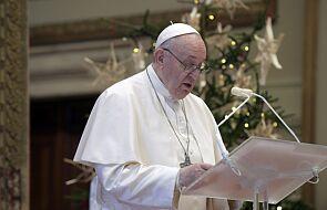 Franciszek: chrześcijanie winni być świadkami Jezusa