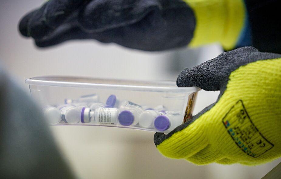 Propozycja regulacji dot. paszportów szczepień prawdopodobnie 17 marca