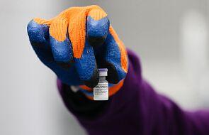 Ponad milion osób zaszczepionych obiema dawkami przeciw COVID-19