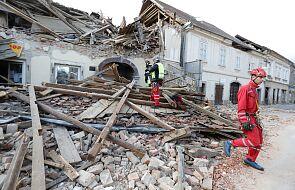Chorwacja: Lokalne władze potwierdzają śmierć pięciu osób w trzęsieniu ziemi