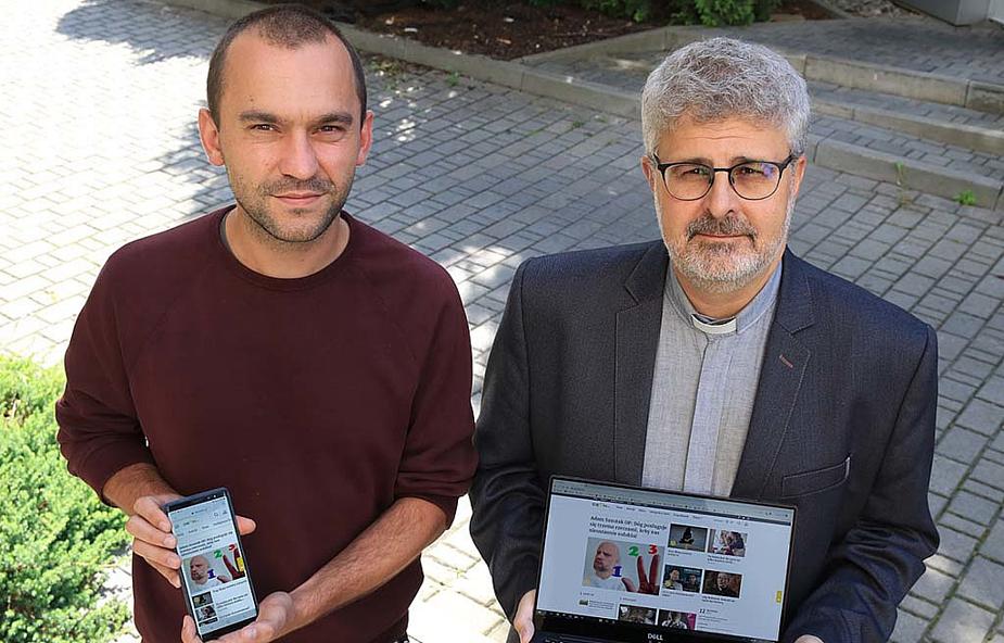Zmiany w DEON.pl i WAM. Piotr Żyłka odchodzi z portalu. Jacek Siepsiak SJ przestaje być dyrektorem wydawnictwa