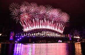 Australia, Nowa Zelandia, Samoa i Kiribati powitały już rok 2021