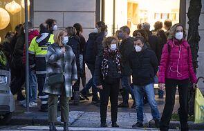 662 osoby zmarły na Covid-19 we Włoszech, ponad 21 tysięcy nowych zakażeń