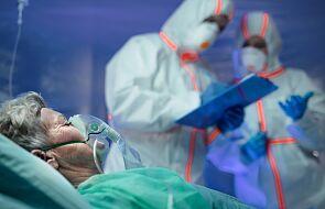 Kobieta po przedawkowaniu szczepionki na Covid-19 nadal w szpitalu