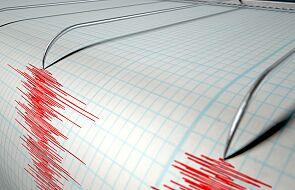 Trzęsienie ziemi o magnitudzie 5,5 u wybrzeży Turcji