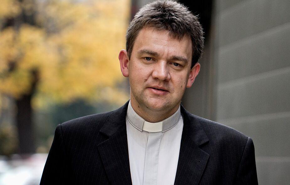 Dariusz Piórkowski SJ o wypowiedzi Rydzyka: naprawdę nie mam już wątpliwości, że nie należę do tego samego Kościoła