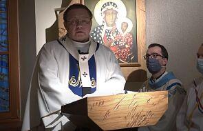 Abp Ryś: Maryja stawia Kościół do pionu, wzywając do nawrócenia