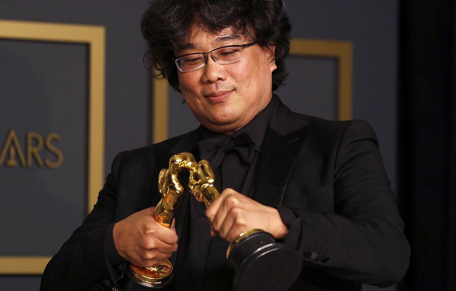 """""""Parasite"""" Bonga Joon-ho z Oscarem za najlepszy film i za najlepszy film międzynarodowy"""