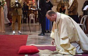 To pierwsze święcenia biskupie w tym miejscu od 1962 r.