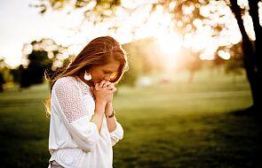 Ta modlitwa pomogła mi wyjść z depresji