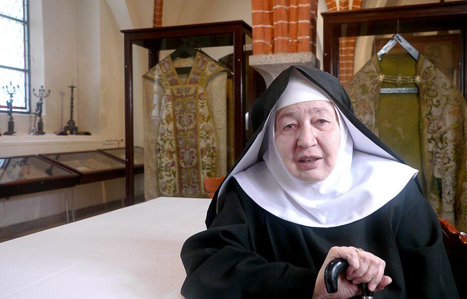 Siostra Borkowska: to bardzo ostra odpowiedź Jezusa