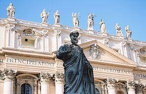 Coraz więcej kobiet pracuje w Watykanie