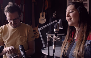 Małżeństwo muzyków nagrało utwór, który przybliża do Boga