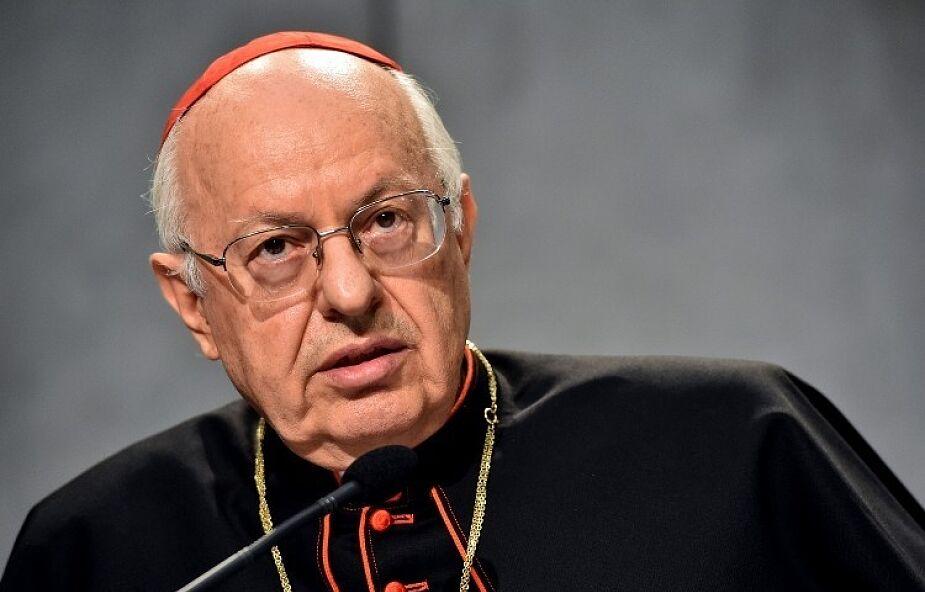 Kard. Baldisseri: adhortacja o Amazonii to oficjalne zakończenie Synodu Biskupów na ten temat